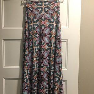 Small Renee C Maxi Skirt